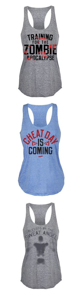 Training For The Zombie Apocalypse Women's Tank Top