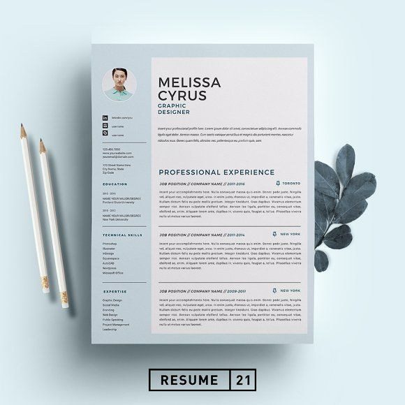 25 best Resume Templates images on Pinterest For m, Plants and - how to make a reference page for resume