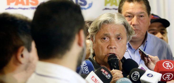La escuálida votación de Alejandro Navarro en Venezuela - BioBioChile