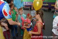 Детский день рождения в стиле В гостях у Белоснежки Киев - фото 28