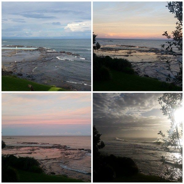 Coledale Ocean Baths | How to rock a girls' weekend away | Toilets aren't for Turtles