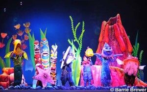Fish Tank - Finding Nemo the Musical