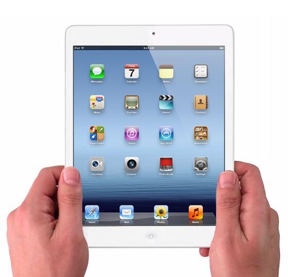 Apple announces fourth generation iPad, iPad Mini