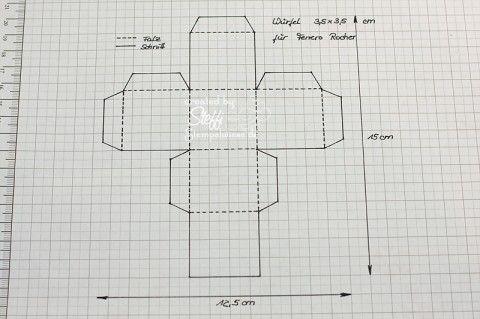 Tutorial - Ferrero Rocher schick verpackt • Stempelwiese