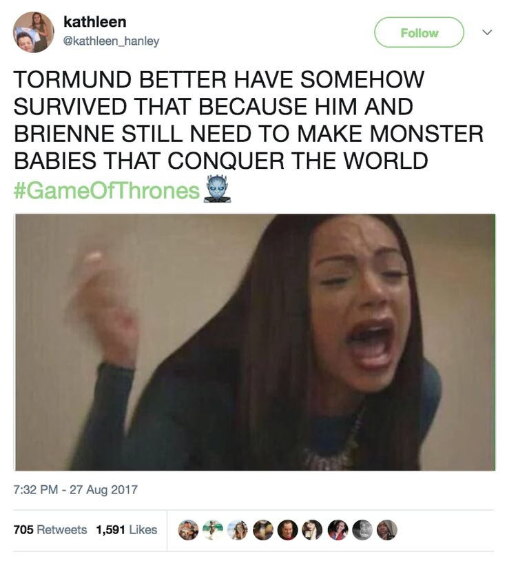 "51 Hilarious Twitter Reactions To The ""Game Of Thrones"" Season Finale That Will Make You Laugh 'Til It Hurts"