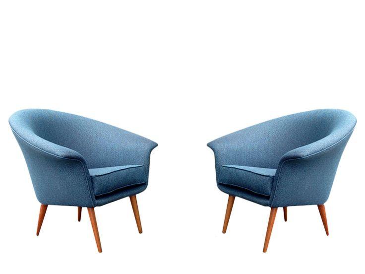 Par de sillas. 1950 www.dessvan.com  #dessvan #vintagebogota #bogota #colombia #mueblesbogota #mobiliariobogota #calledelosanticuarios #lamparas #lamparasbogota #antiguedadesbogota #designbogota #midcenturybogota #sillas #poltronas