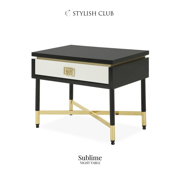 The most intimate glamorous area of your home should be your bedroom. Our luxury night tables are surely the ones that will stand out in the interior space.