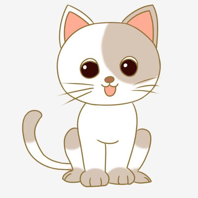 gambar tetap comel comel kartun kucing binatang komik imej kartun kucing kartun png dan psd untuk muat turun percuma ในป 2020 ส ตว ล กแมว ภาพประกอบ comel comel kartun kucing binatang