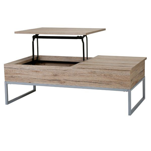 Pettis Lift Top Sled Coffee Table Coffee Table Coffee Table With Storage Coffee Table Wood