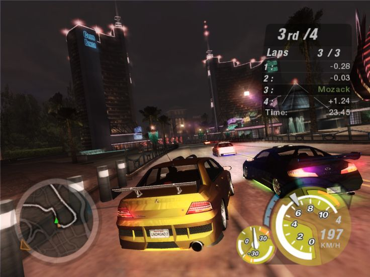 Trucos Need for Speed Underground 2 - descargar ~ Libertad Máxima Weblog