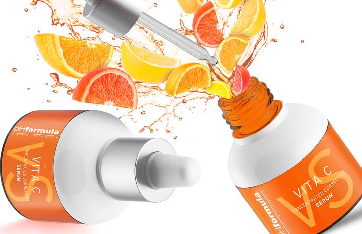 Vitamin C is a well researched and clinically proven powerhouse antioxidant with exceptional results in overall skin health. #VitaminC #skincare