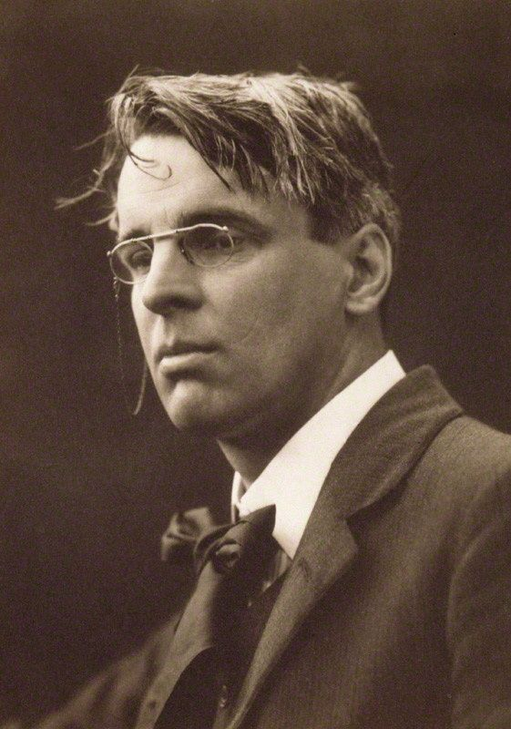 On June 13, 1865, Irish poet and playwright William Butler Yeats was born.