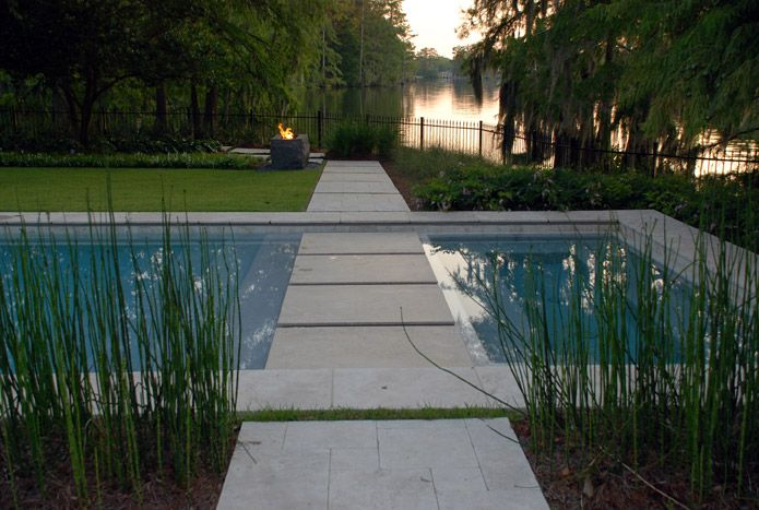 Quot Floating Step Pads Quot Swimming Pools Swimming Pools