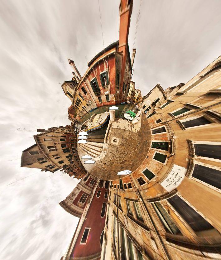 Panini View - Venezia, campo Castelforte (Italy) by Andrea Biffi https://www.360cities.net/image/campo-castelforte-venice#22.90,90.00,146.0