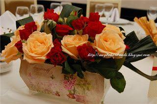 Floral Arrangements for Ema-Alexandra