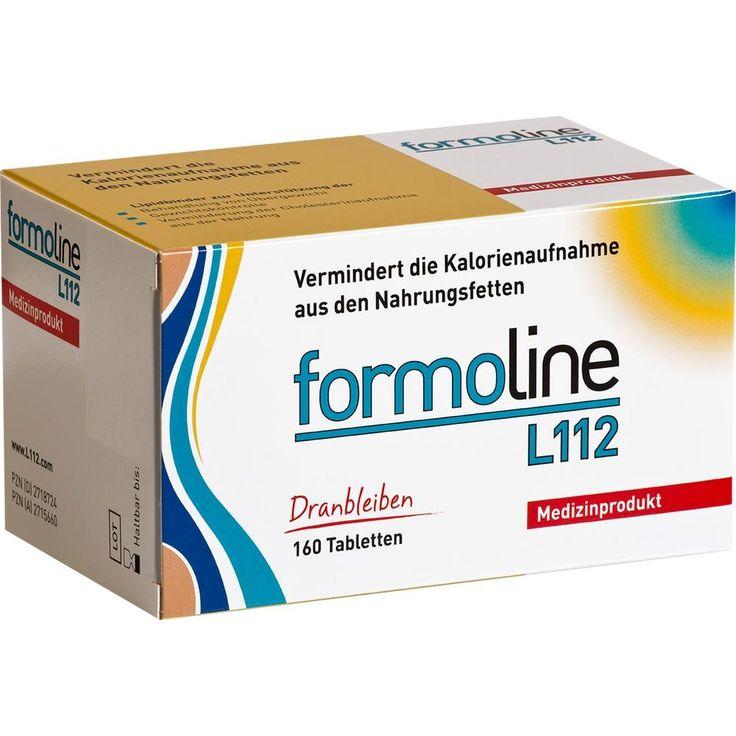 FORMOLINE L112 dranbleiben Tabletten: Ziel in der Behandlung von Übergewicht mit Formoline L 112 ist eine langsame Gewichtsreduktion…