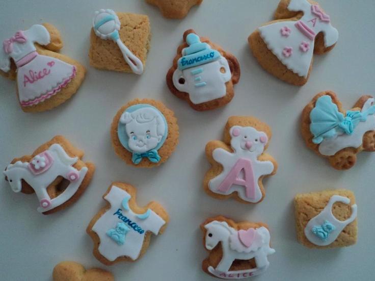 """I biscotti di """"Le torte di FraFra"""", belli e buoni."""
