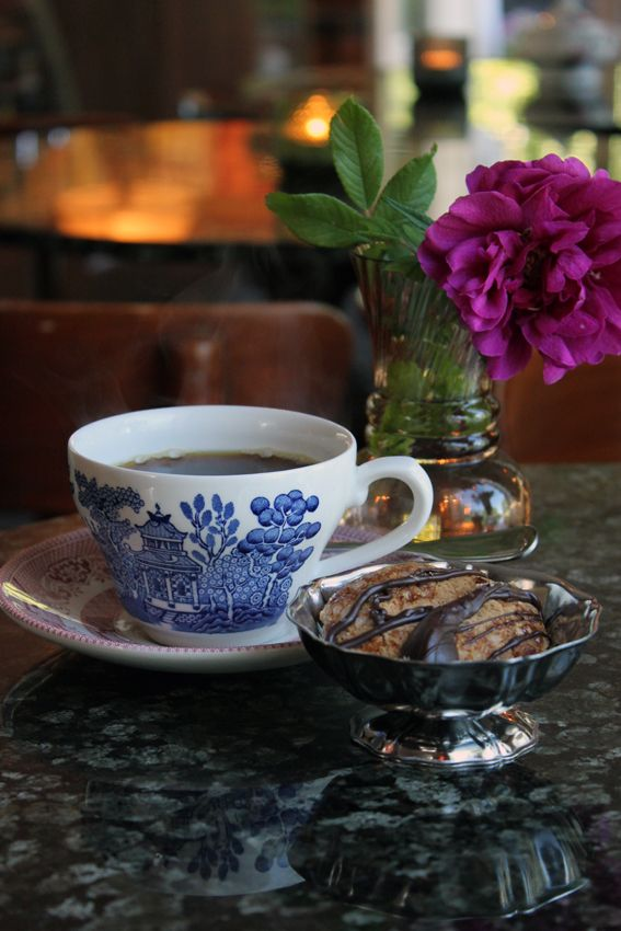 Our coffee comes from a small roastery in Helsinki #kaffaroastery