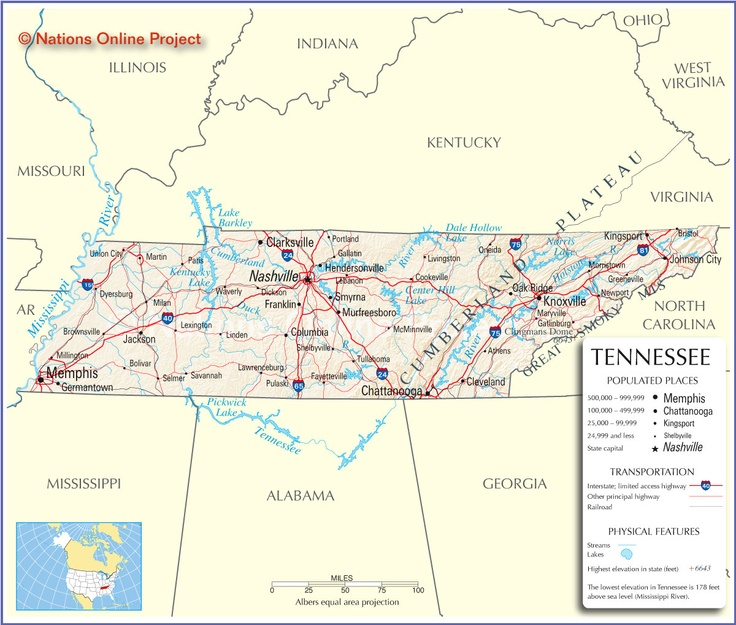 Best 25 Map of tennessee ideas on Pinterest Map of downtown