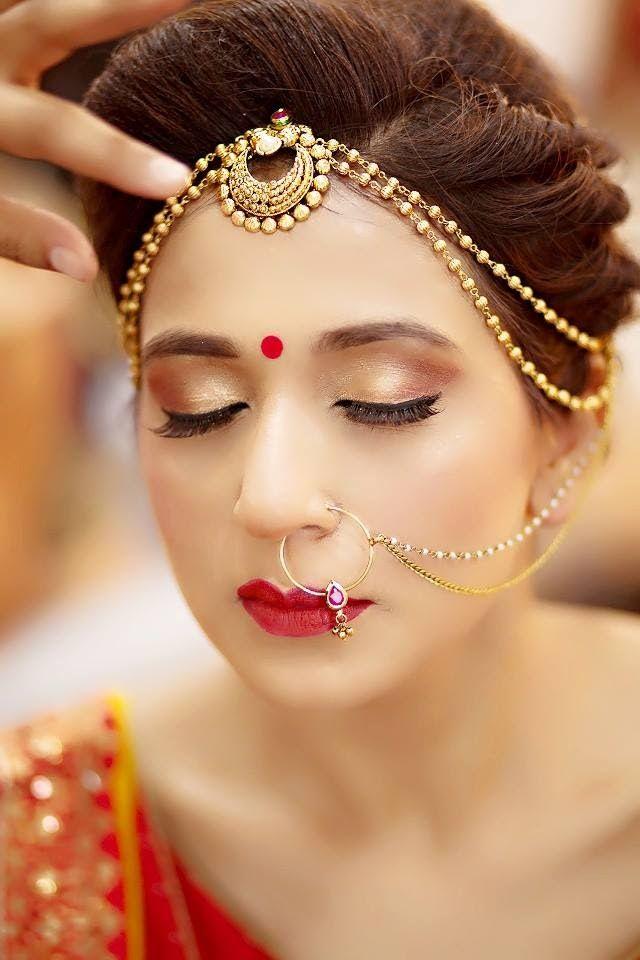 Photo 55 From Orange The Salon Portfolio Album Bride Jewellery Indian Wedding Jewelry Pakistani Bridal Hairstyles