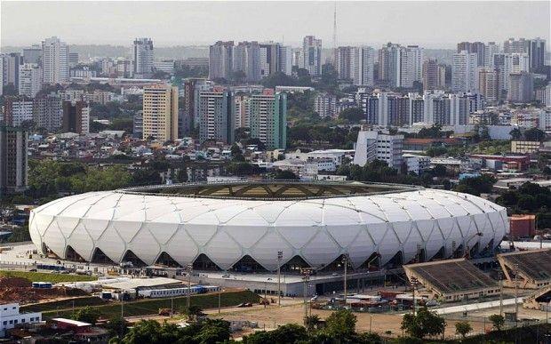 stadiums brazil - Google Search