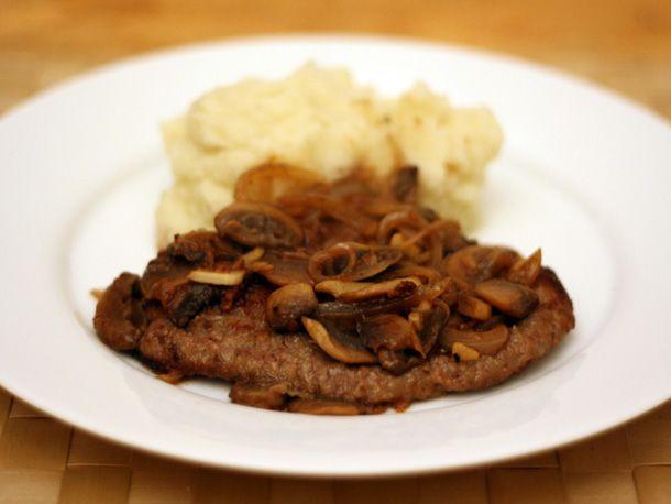 Easy oven cube steak recipes