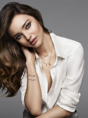 Miranda Kerr on designing jewellery, healing crystals and her grandmother's engagement ring