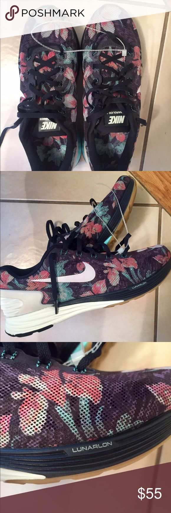 newest collection 15d88 9e452 Nike lunarglide 6 sneakers 7.5 NWT Nike Lunarglide 8 Oc, Chaussures de  Running Homme ...
