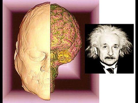 ▶ How Albert Einstein's Brain Worked -Video Will Blow Your Mind ! - YouTube via National Geographic
