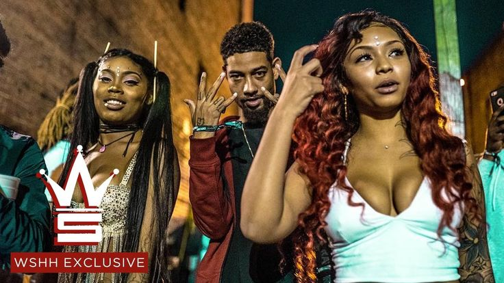 """PnB Rock x Asian Doll """"Poppin"""" (WSHH Exclusive - Official Audio)"""