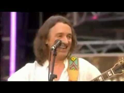 Give A Little Bit,  Roger Hodgson, writer and composer, Performed at Princess Diana Concert