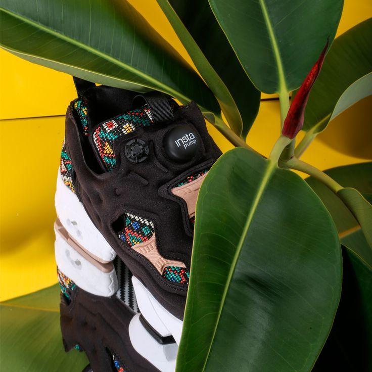 """El botón """"The Pump"""" es lo más característico de la Reebok Insta Pump Fury  Ya disponibles para chica en nuestras tiendas y en https://www.zapatosmayka.es/es/catalogo/mujer/reebok/deportivos/zapatillas/121010163232/instapump-fury-gt/"""
