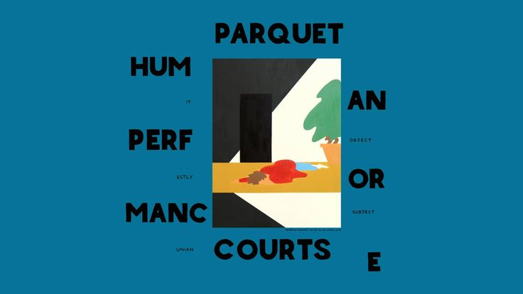 "Parquet Courts - ""Human Performance"" (Official Audio)"
