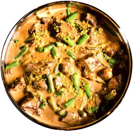 Köttgryta med senapssmak | Recept.nu
