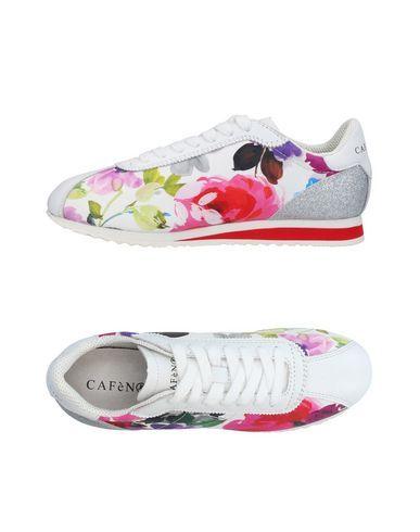 CAFèNOIR Women's Low-tops & sneakers White 10 US