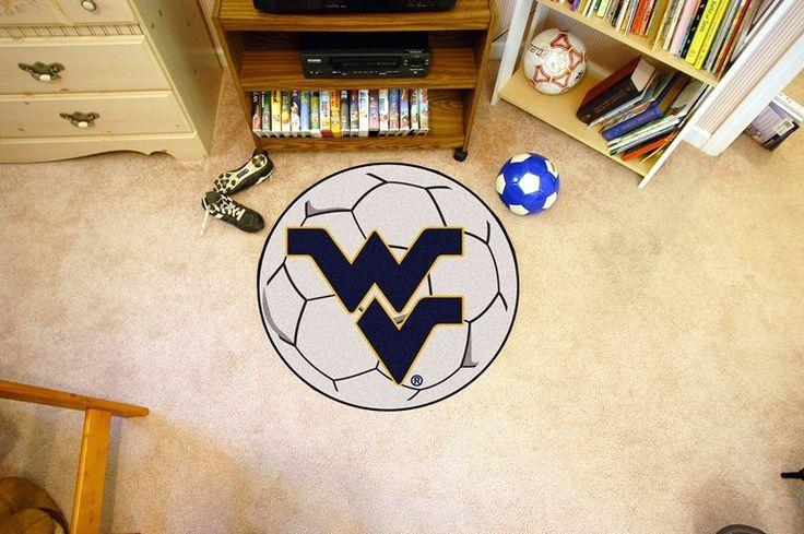 West Virginia University Soccer Ball