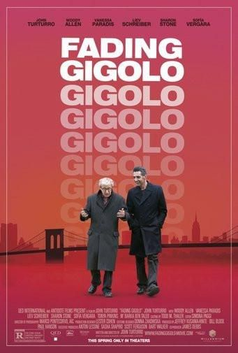 Fading Gigolo Movie Poster 24Inx36In Poster