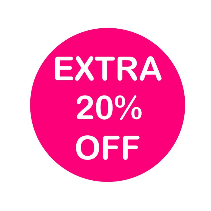 Last days of SALE on the e-shop! From today until Monday February 13th you can have a 20% EXTRA discount on the price already on sale!   *Please enter the code EXTRA20 at the checkout!  Shop now on www.naughtydog.it