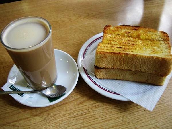 Portuguese Breakfast