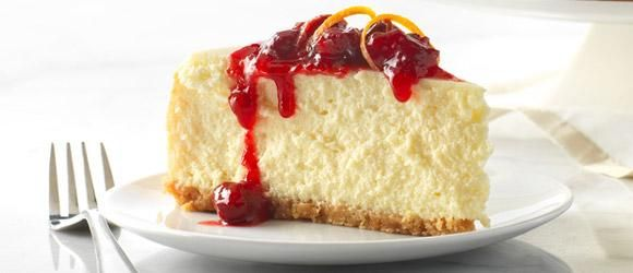 Cranberry-Orange Cheesecake With Chocolate Crust Recipe — Dishmaps