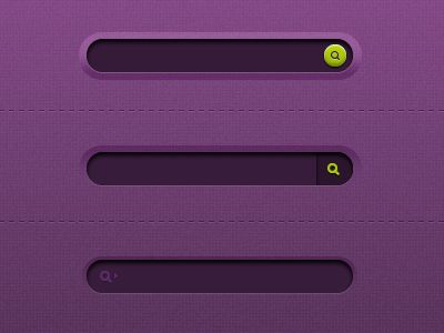 3d effect Search-boxes