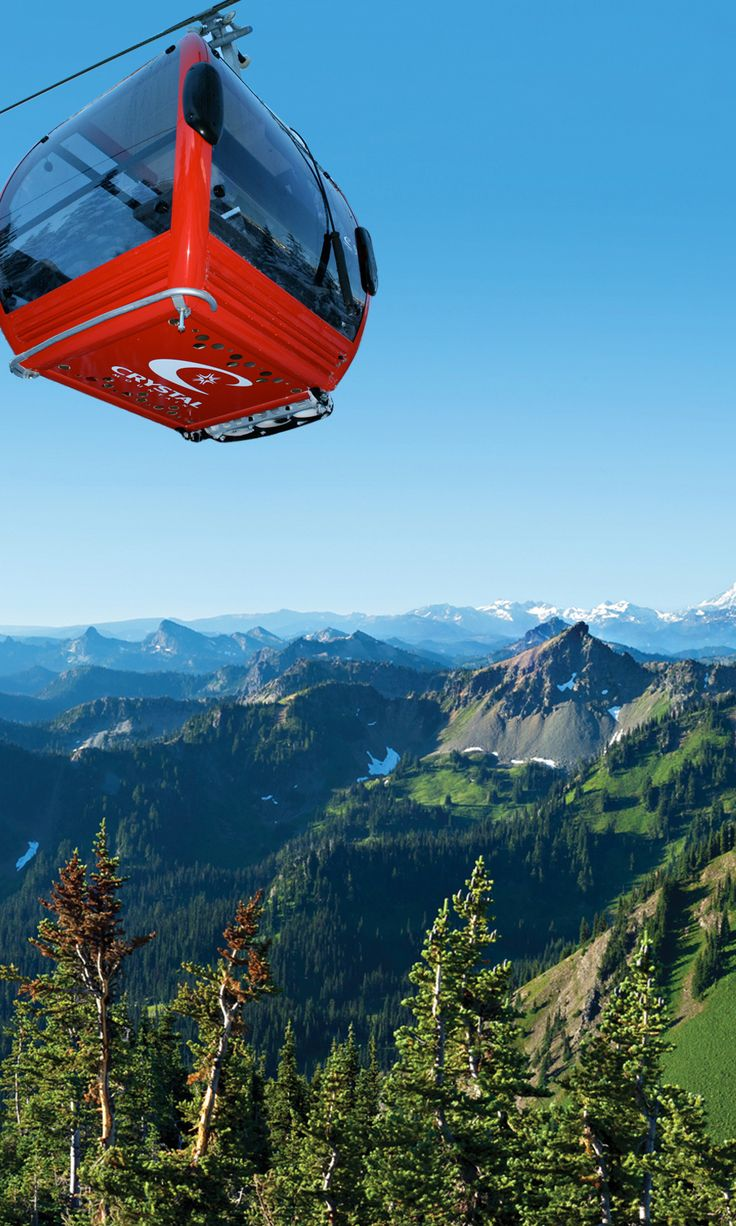 Get whisked away on a scenic ride up to the summit of Crystal Mountain and breathtaking Mt. Rainier views. The Mt. Rainier Gondola, open November – September, is a 0-minute ride to stunning views of Mt. Rainier and the surrounding Cascade Mountains. Washington's highest restaurant, the Summit House, sits next to the gondola and serves […]