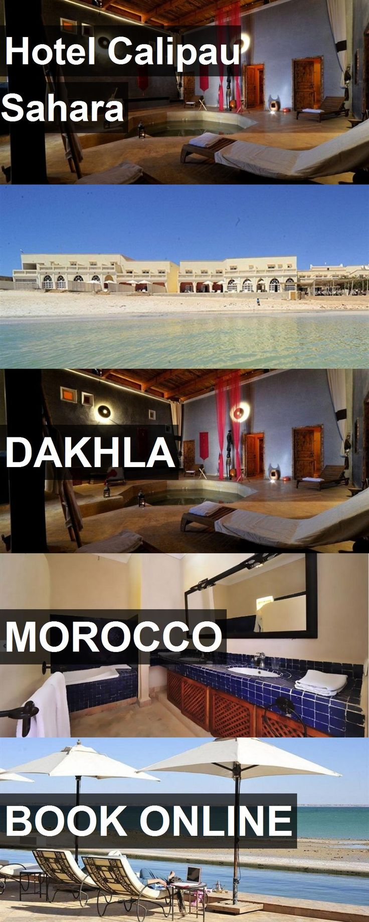 Hotel Hotel Calipau Sahara in Dakhla, Morocco. For more information, photos, reviews and best prices please follow the link. #Morocco #Dakhla #HotelCalipauSahara #hotel #travel #vacation