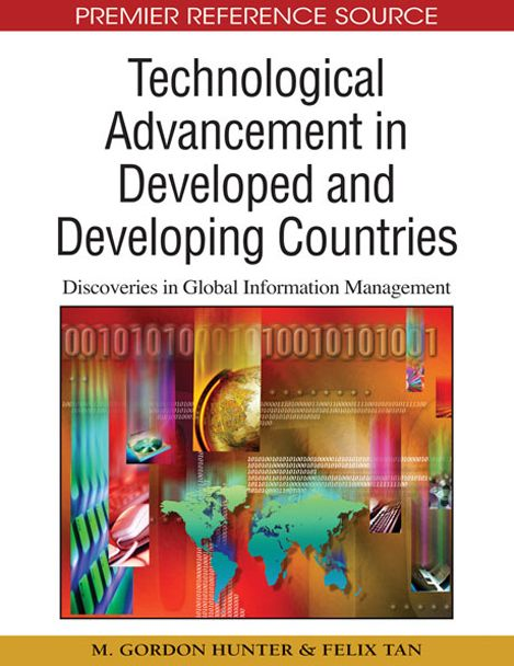 I'm selling Technological Advancement in Developed and Developing Countries by Gordon Hunter and Felix Tan - $90.00 #onselz