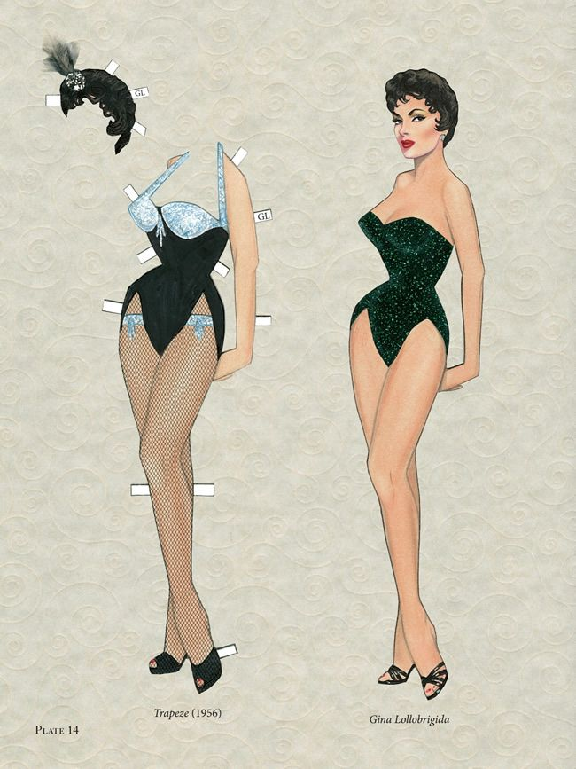 84 Best Paper Dolls Images On Pinterest | Vintage Paper Dolls