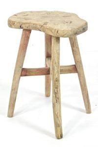 Holzhocker aus Asien antik http://boheme-living.com/furniture/hocker-und-schemel.html