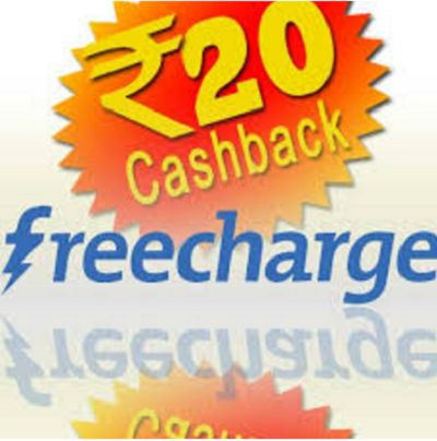 3G Recharge Offer (All Users) Rs.20 Cashback on 3G Recharge of Rs.50