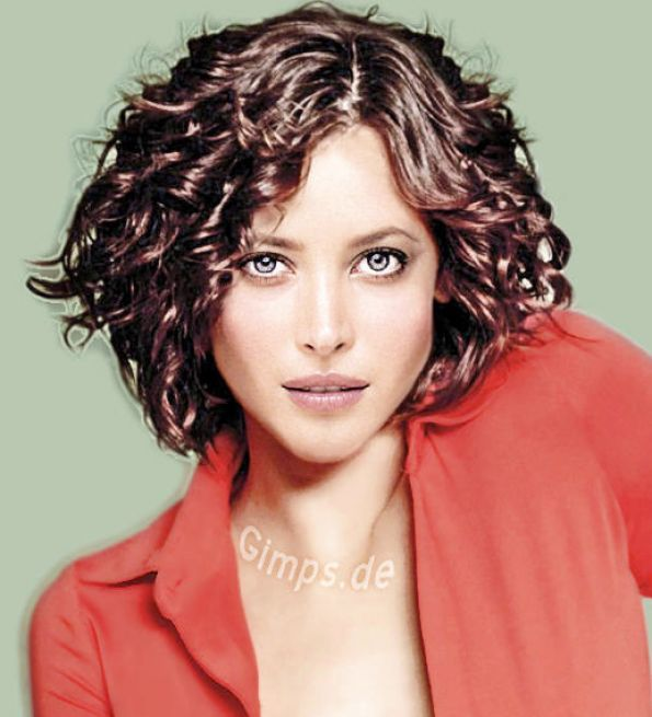 Natural Curly Hairstyles   Naturally curly hairstyles 2010 pictures 1