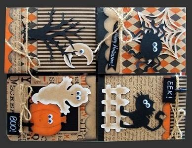 cutest halloween cards