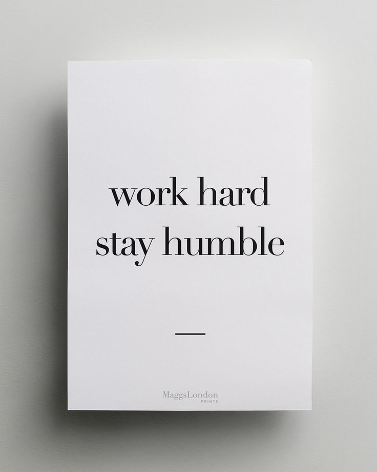 Inspirational Quotes About Failure: 1000+ Ideas About Work Hard Stay Humble On Pinterest